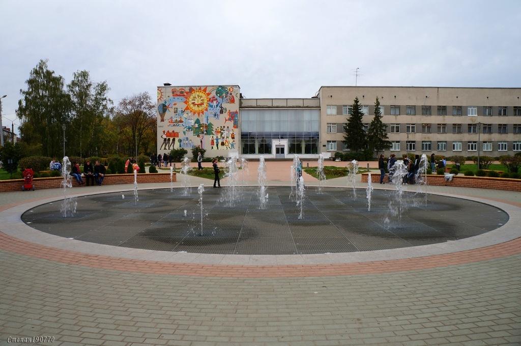 """Светомузыкальный фонтан """"Торнадо"""""""